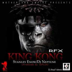 DJ Neptune - KingKong (Remix) Ft. Stanley Enow